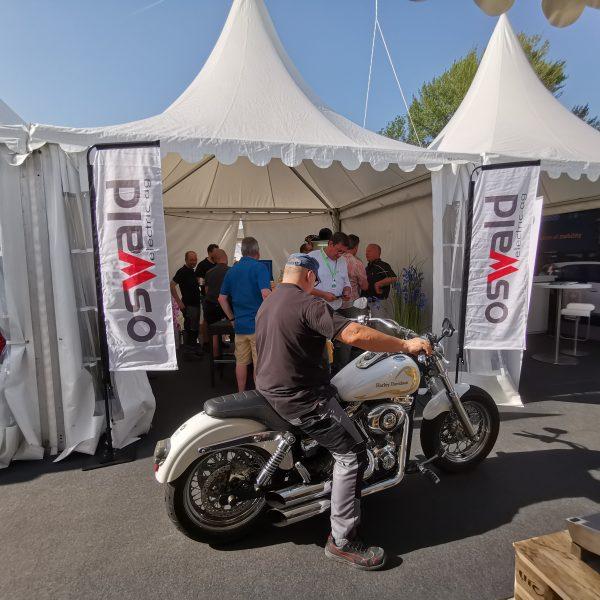 Fotos von der 8. Expo Energietechnik in Niederurnen